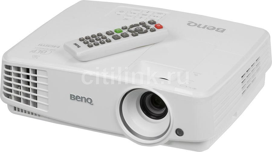 Проектор BENQ MS524 белый [9h.jcf77.13e]