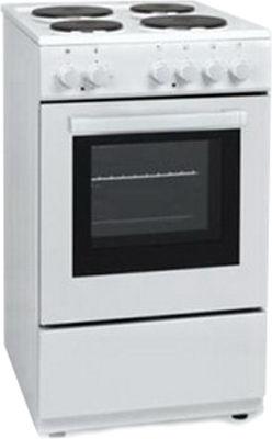 Электрическая плита VESTEL VC E56W,  эмаль,  белый [18001037]