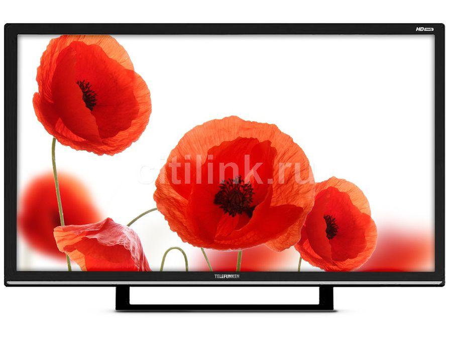 """LED телевизор TELEFUNKEN TF-LED24S13  """"R"""", 23.6"""", HD READY (720p),  черный"""
