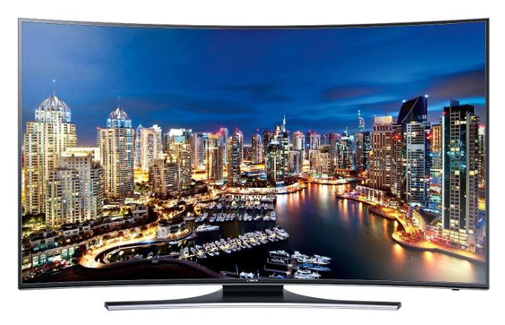 LED телевизор SAMSUNG UE55HU7200UX