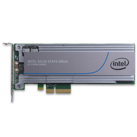 Накопитель SSD INTEL DC P3600 SSDPEDME400G401 400Гб, PCI-E AIC (add-in-card), PCI-E x4 [ssdpedme400g401 934675]