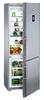 Холодильник LIEBHERR CNPes 5156,  двухкамерный, нержавеющая сталь вид 3