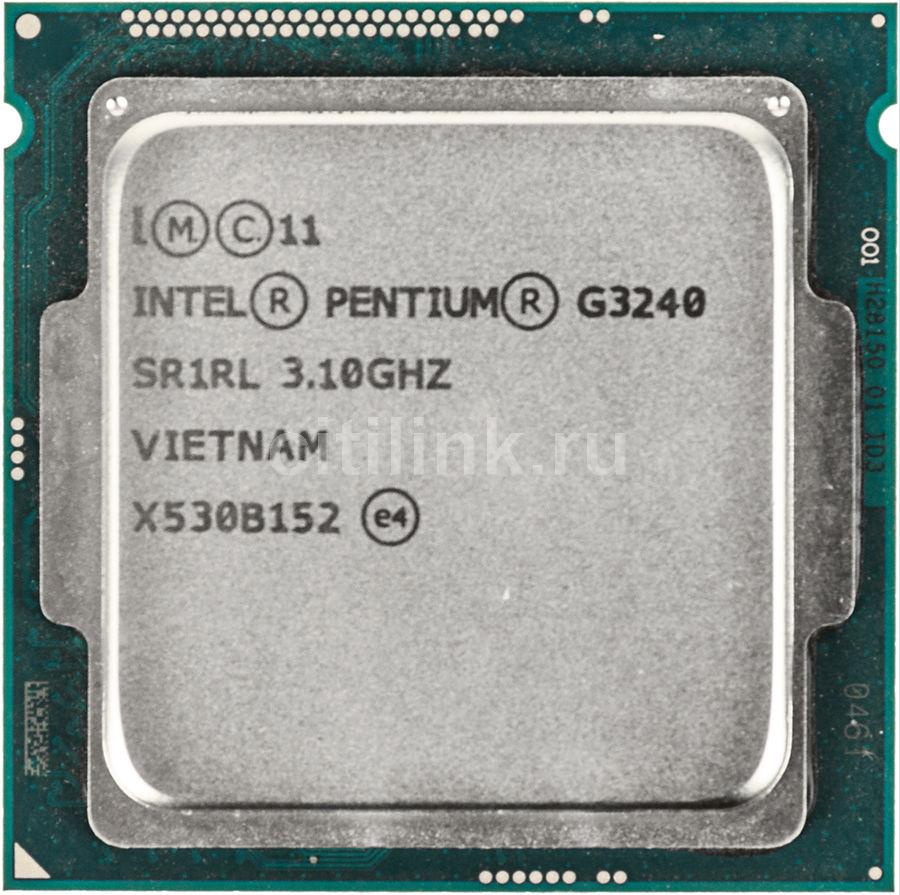 Процессор INTEL Pentium Dual-Core G3240, LGA 1150 OEM