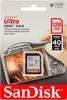 Карта памяти SDXC UHS-I SANDISK Ultra 128 ГБ, 40 МБ/с, 266X, Class 10, SDSDUN-128G-G46,  1 шт. вид 1