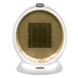 Тепловентилятор NEOCLIMA PTC-20 FAURA,  1500Вт,  белый,  бронзовый