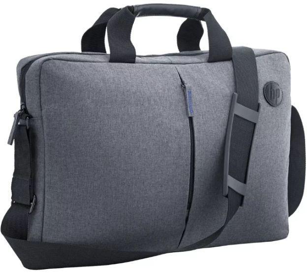 "Сумка для ноутбука 15.6"" HP Value Topload, серый [k0b38aa]"