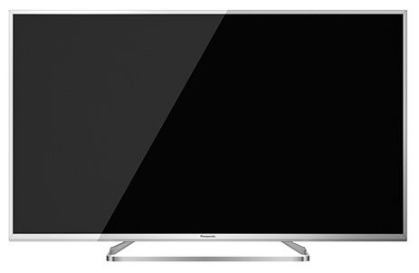 "LED телевизор PANASONIC VIERA TX-55ASR750  55"", 3D,  FULL HD (1080p),  серебристый"
