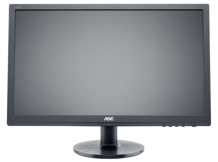 "Монитор ЖК AOC Value Line e2460Sh 24"", черный"