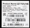 Монитор ЖК AOC Value Line I2770VHE 27