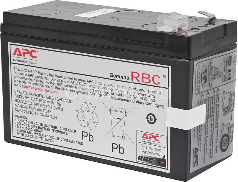 Батарея для ИБП APC RBC17  12В,  9Ач