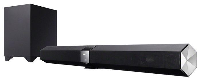 Акустическая система SONY HT-CT660,  2.1,  черный