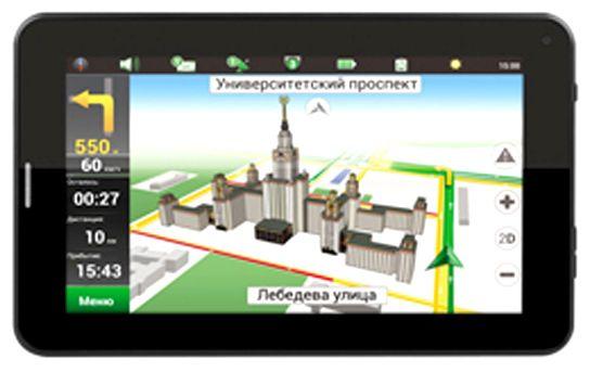 GPS навигатор PROLOGY iMap-7250Tab,  7