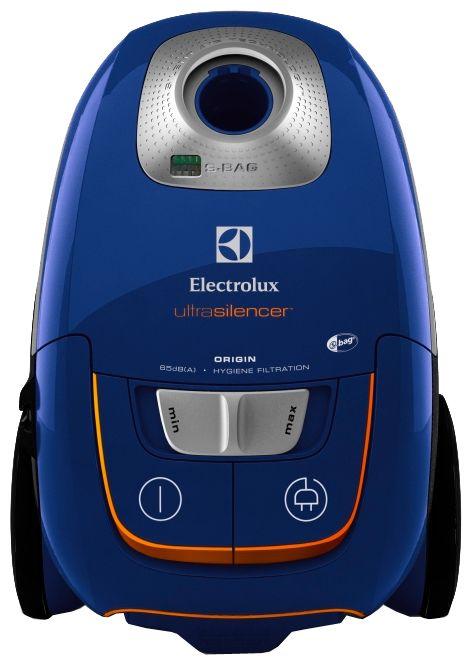 Пылесос ELECTROLUX UFORIGINDB, 1800Вт, синий