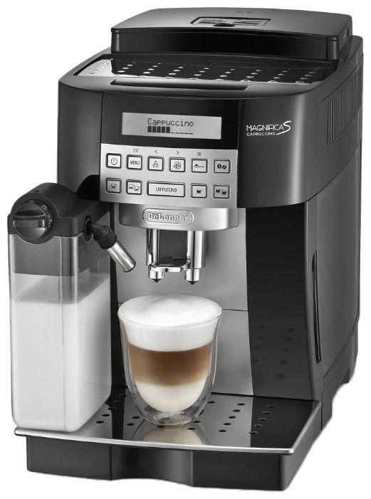 Кофемашина DELONGHI Magnifica S ECAM 22.360.B,  черный