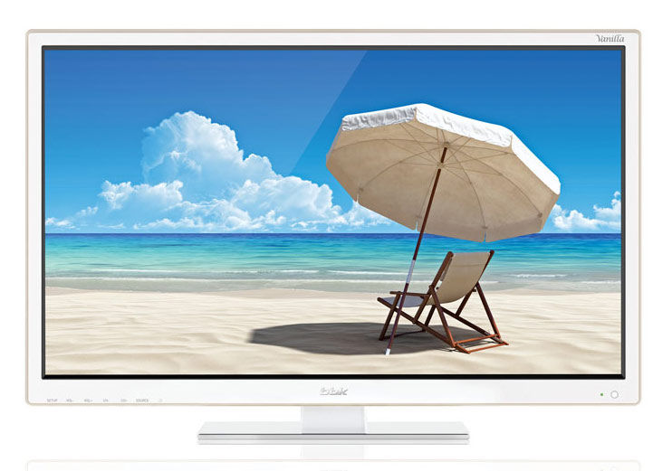 "LED телевизор BBK Vanilla 22LEM-5093/FT2C  ""R"", 22"", FULL HD (1080p),  белый"