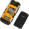 Мобильный телефон TEXET TM-511R  черный/желтый вид 6