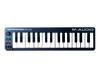 Клавиатура MIDI M-Audio Keystation Mini 32 клав.:32 корпус:пластик темно-синий вид 1