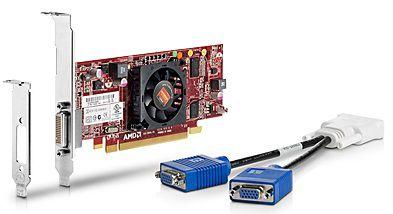 Видеокарта HP Radeon HD 8350,  E1C63AA,  1Гб, DDR3, Low Profile,  Ret
