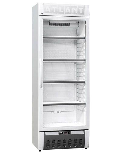 Холодильная витрина АТЛАНТ ХТ 1006,  однокамерный,  белый