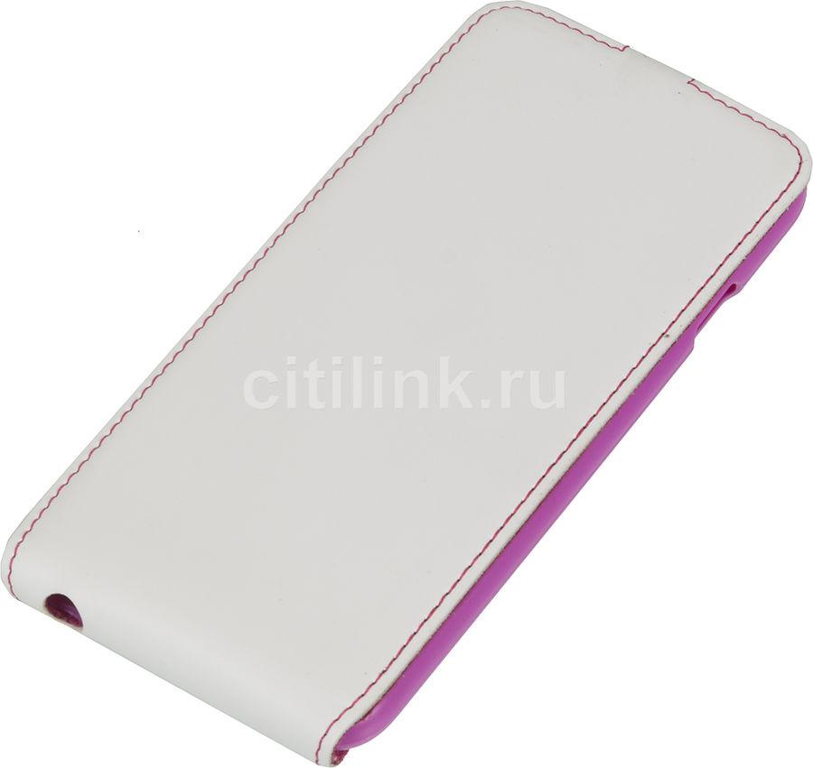 Чехол-книжка HAMA Guard 135025, для Apple iPhone 6, белый [00135025]