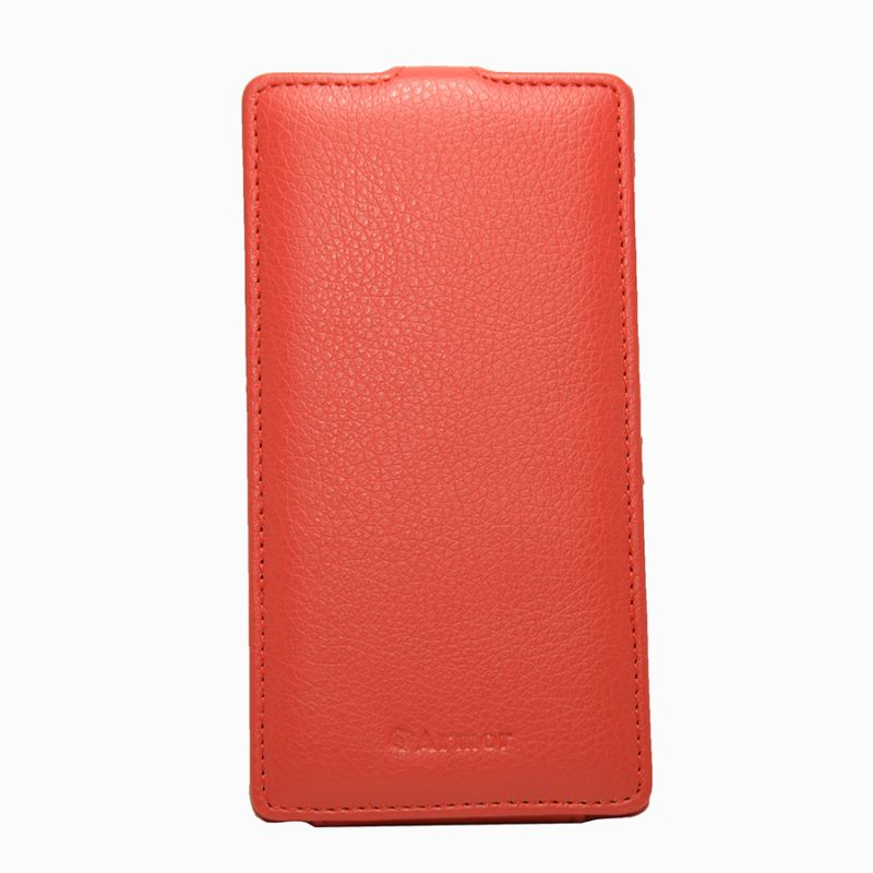 Чехол (флип-кейс) ARMOR-X flip full, для Sony Xperia T3, красный
