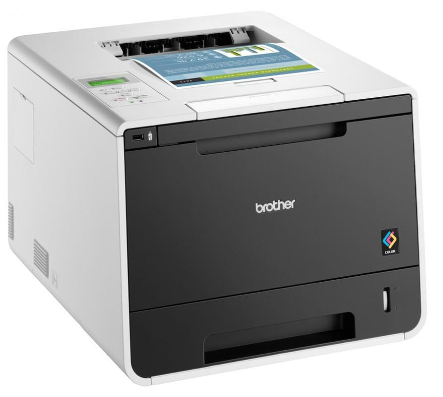 Принтер BROTHER HL-L8250CDN лазерный, цвет:  белый [hll8250cdnr1]