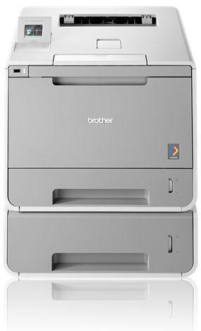 Принтер лазерный BROTHER HL-L9200CDWT лазерный, цвет:  белый [hll9200cdwtr1]