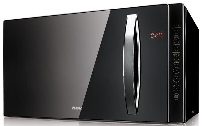 Микроволновая Печь BBK 23MWC-881T/B-M 23л. 800Вт черный