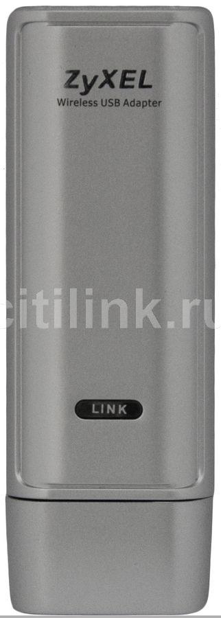 Сетевой адаптер WiFi ZYXEL G-202 EE USB