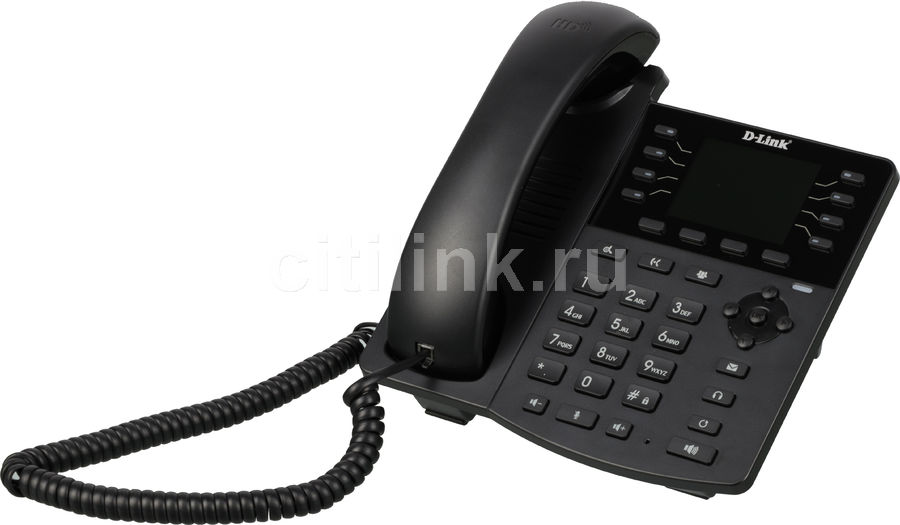 IP телефон D-LINK DPH-150S/F*
