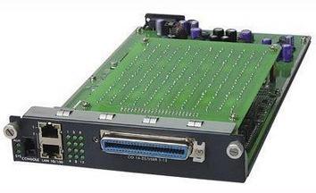 Модуль ZyXEL 12xADSL2+ (Annex A) со сплиттерами и 2x10100TX (AAM-1212-51)