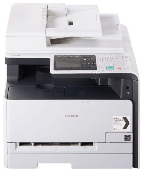 МФУ CANON i-Sensys Colour MF8580Cdw,  A4,  цветной,  лазерный,  белый [6849b046]