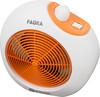Тепловентилятор NEOCLIMA FH-10 FAURA,  2000Вт,  белый,  оранжевый вид 1