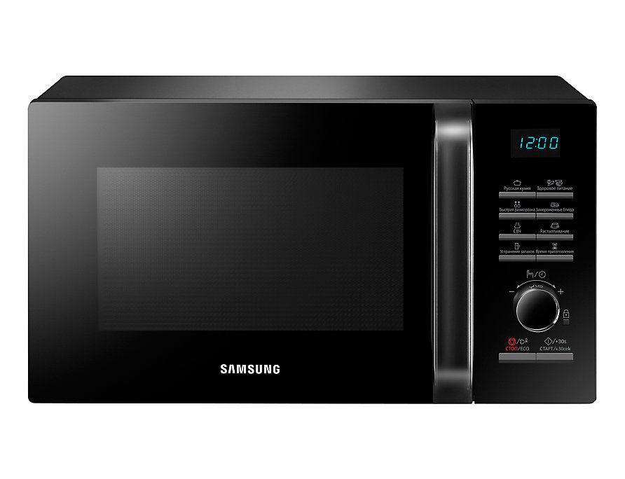 Микроволновая Печь Samsung MS23H3115FK 23л. 800Вт черный