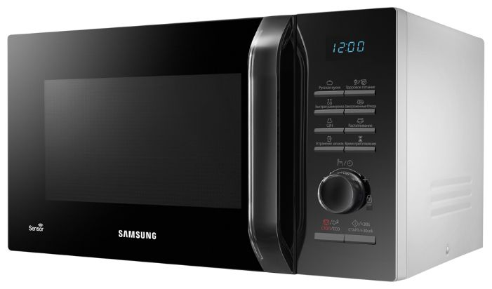Микроволновая Печь Samsung MS23H3115FW 23л. 800Вт белый