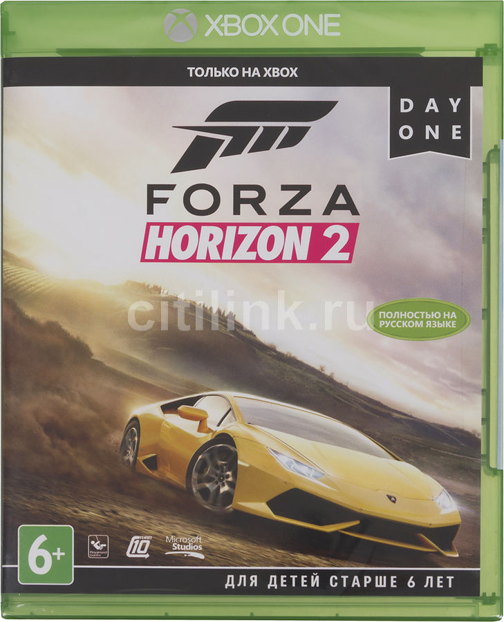 Игра MICROSOFT Forza Horizon 2 для  Xbox One Rus