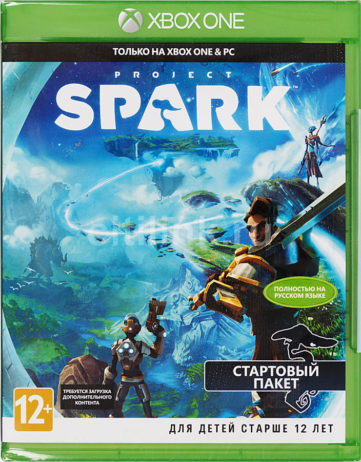 Игра MICROSOFT Project Spark для  Xbox One Eng