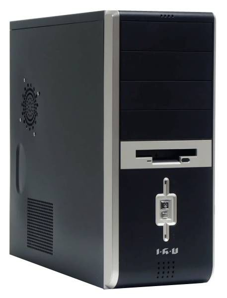 Компьютер  IRU Home 510,  Intel  Core i5  4570,  DDR3 8Гб, 500Гб,  nVIDIA GeForce GTX 760 - 2048 Мб,  noOS,  черный [963983]