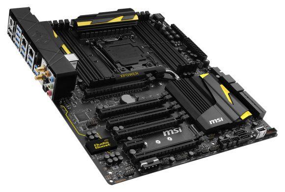 Материнская плата MSI X99S XPOWER AC LGA 2011-v3, ATX, Ret