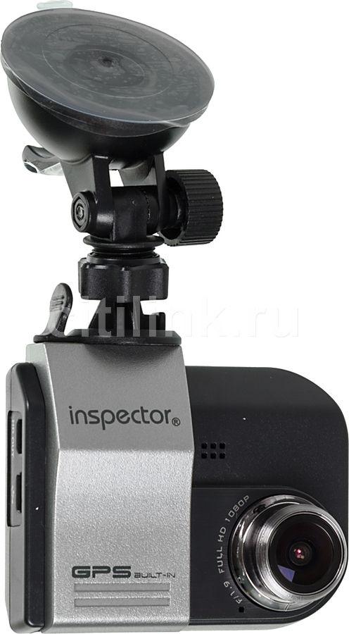 Видеорегистратор INSPECTOR Bora черный