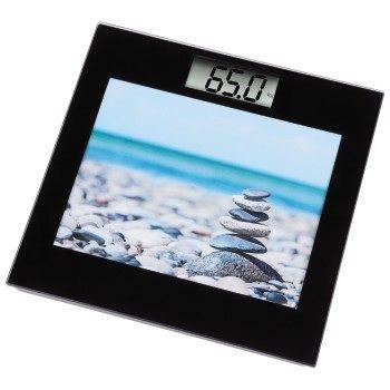Весы XAVAX Picta, до 150кг, цвет: черный [00095306]