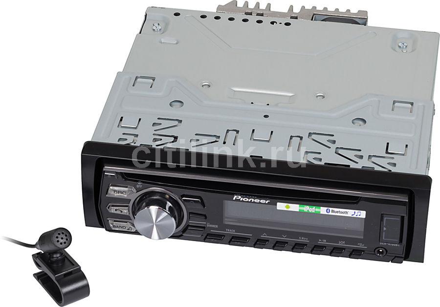 Автомагнитола PIONEER DEH-4700BT,  USB