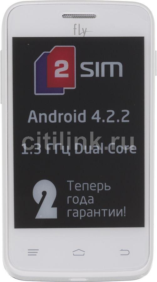 Смартфон FLY Era Nano 5 IQ434  белый