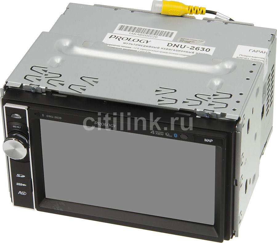 Автомагнитола PROLOGY DNU-2630,  USB,  microSD