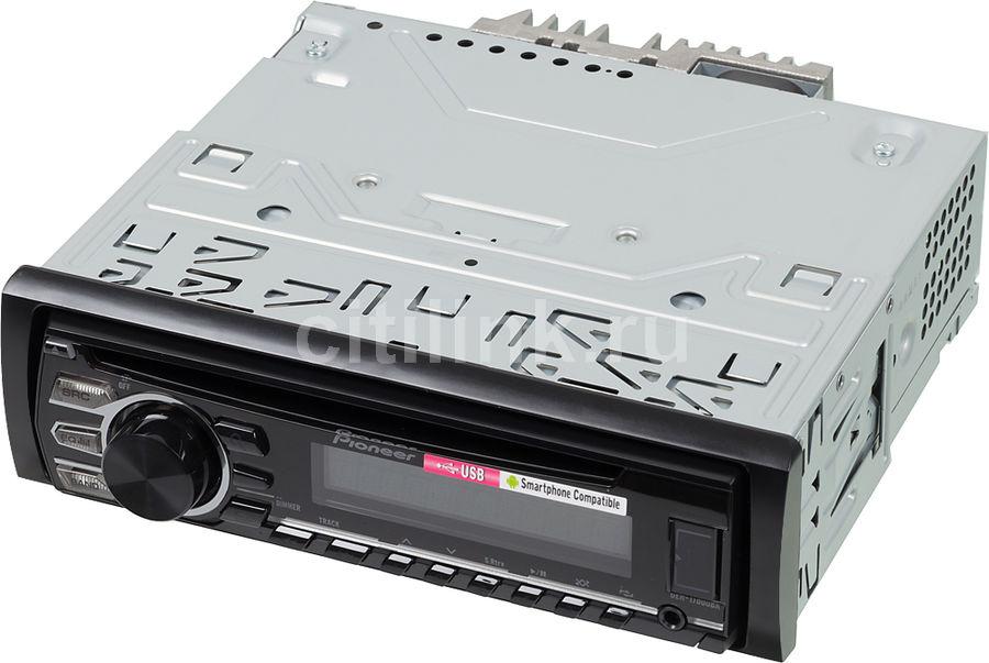 Автомагнитола PIONEER DEH-1700UBA,  USB