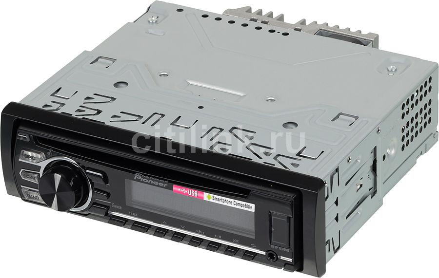 Автомагнитола PIONEER DEH-1700UBG,  USB