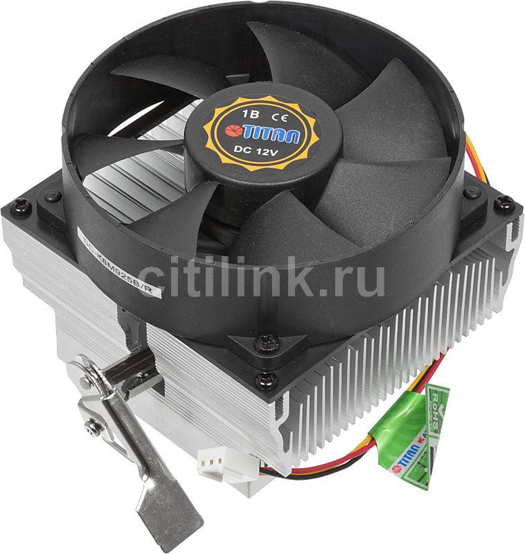 Устройство охлаждения(кулер) TITAN DC-K8M925B/R,  95мм, Ret