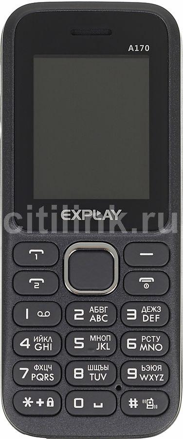 Мобильный телефон EXPLAY A170  белый