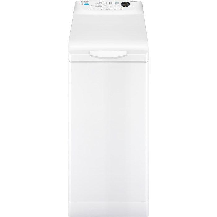 Стиральная машина ZANUSSI ZWQ61216WA, вертикальная загрузка,  белый
