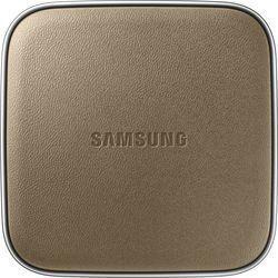 Беспроводное зарядное устройство SAMSUNG Wireless Charging Pad (EP-PG900IFRGRU),  золотой